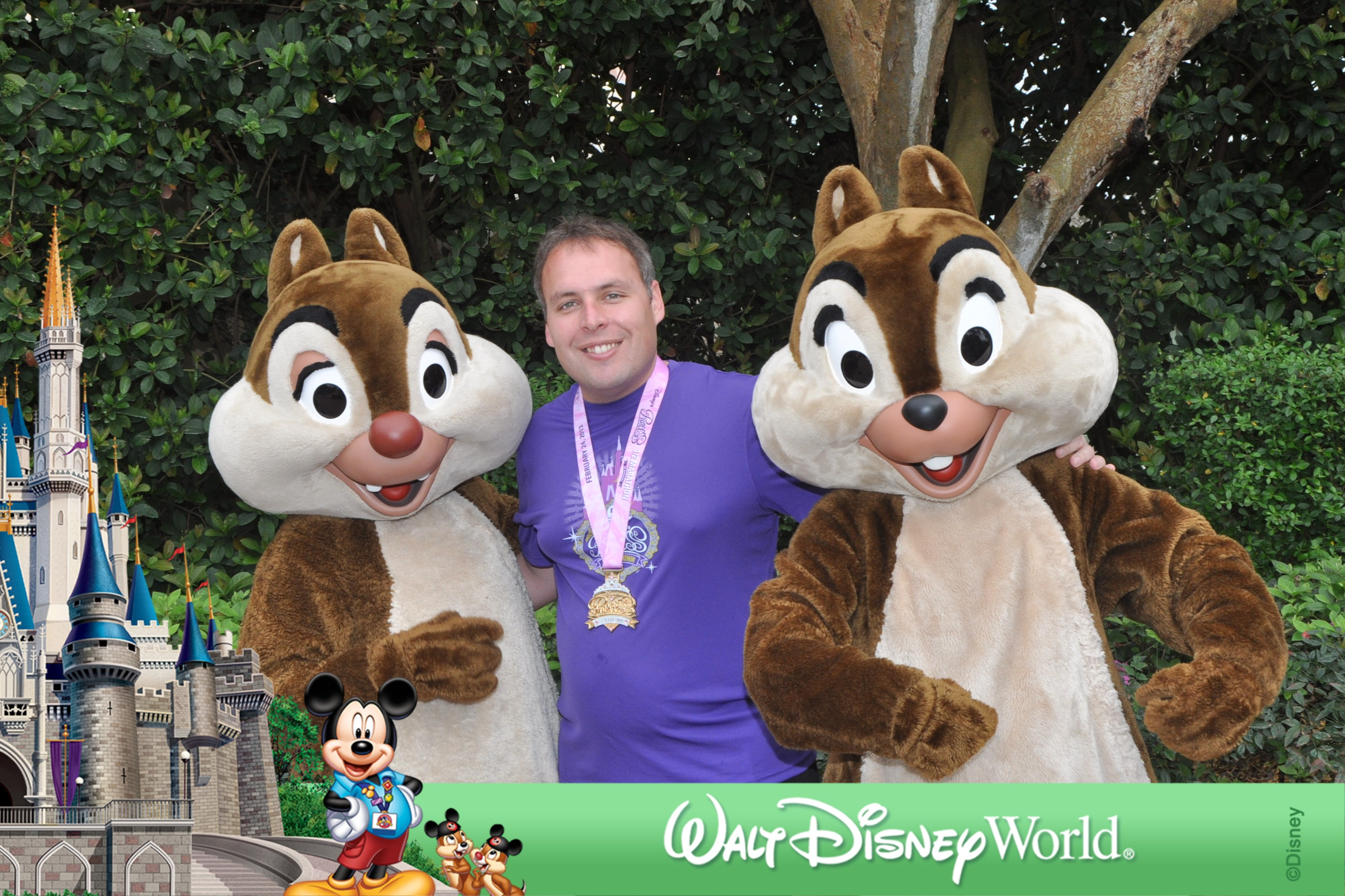 Top 10: Why I Run To RunDisney