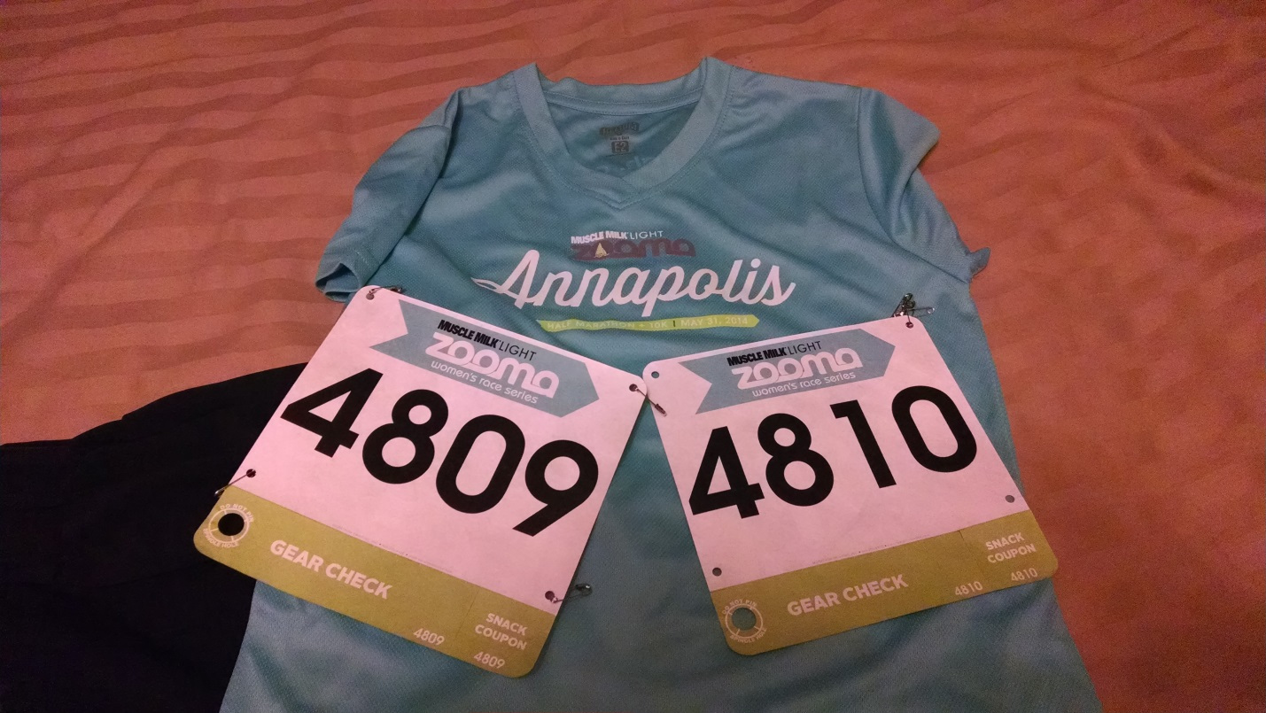 Race Review: 2014 ZOOMA Annapolis 10K and Half Marathon