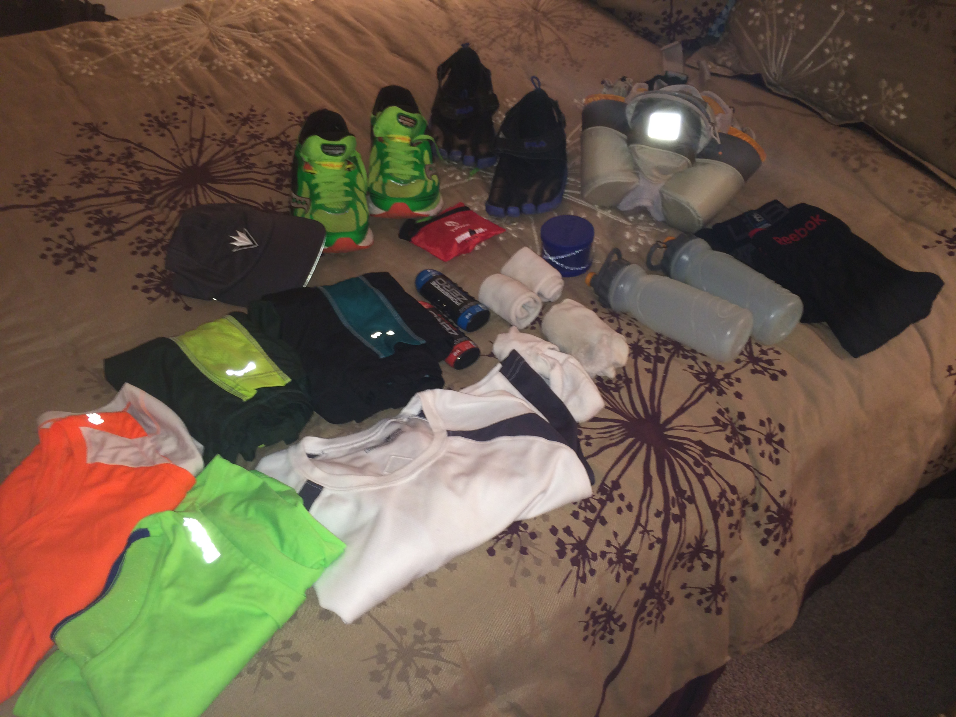 What to Pack for a Runcation