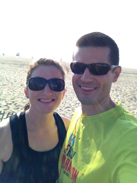 Guest Contributor Jen Smith: My First Mile