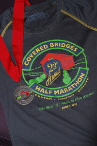 Kari - Covered Bridges Half Marathon Review Pic 2