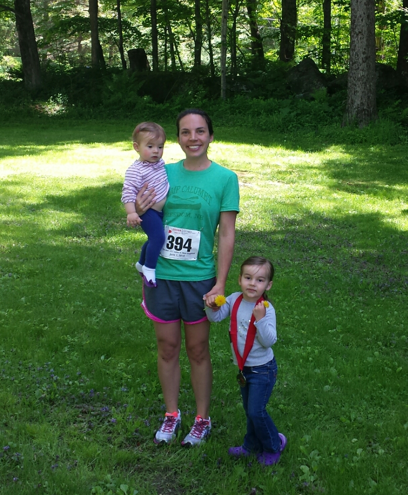 My First Half Marathon and a Whole Lot of Covered Bridges