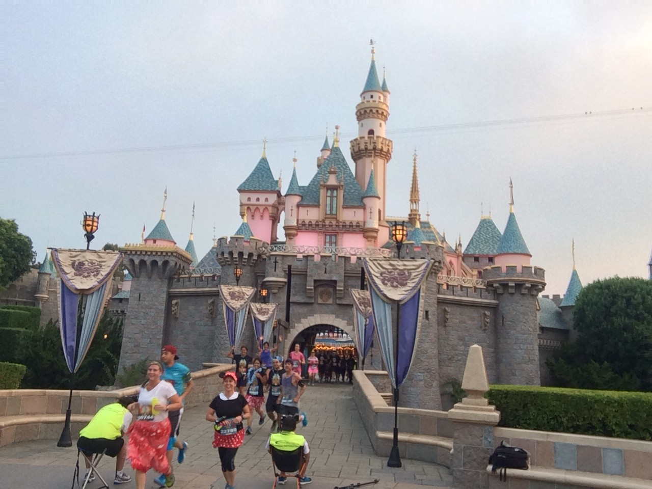 Race Review: 2014 runDisney Dumbo Double Dare & Coast to Coast Challenge (Part Two)