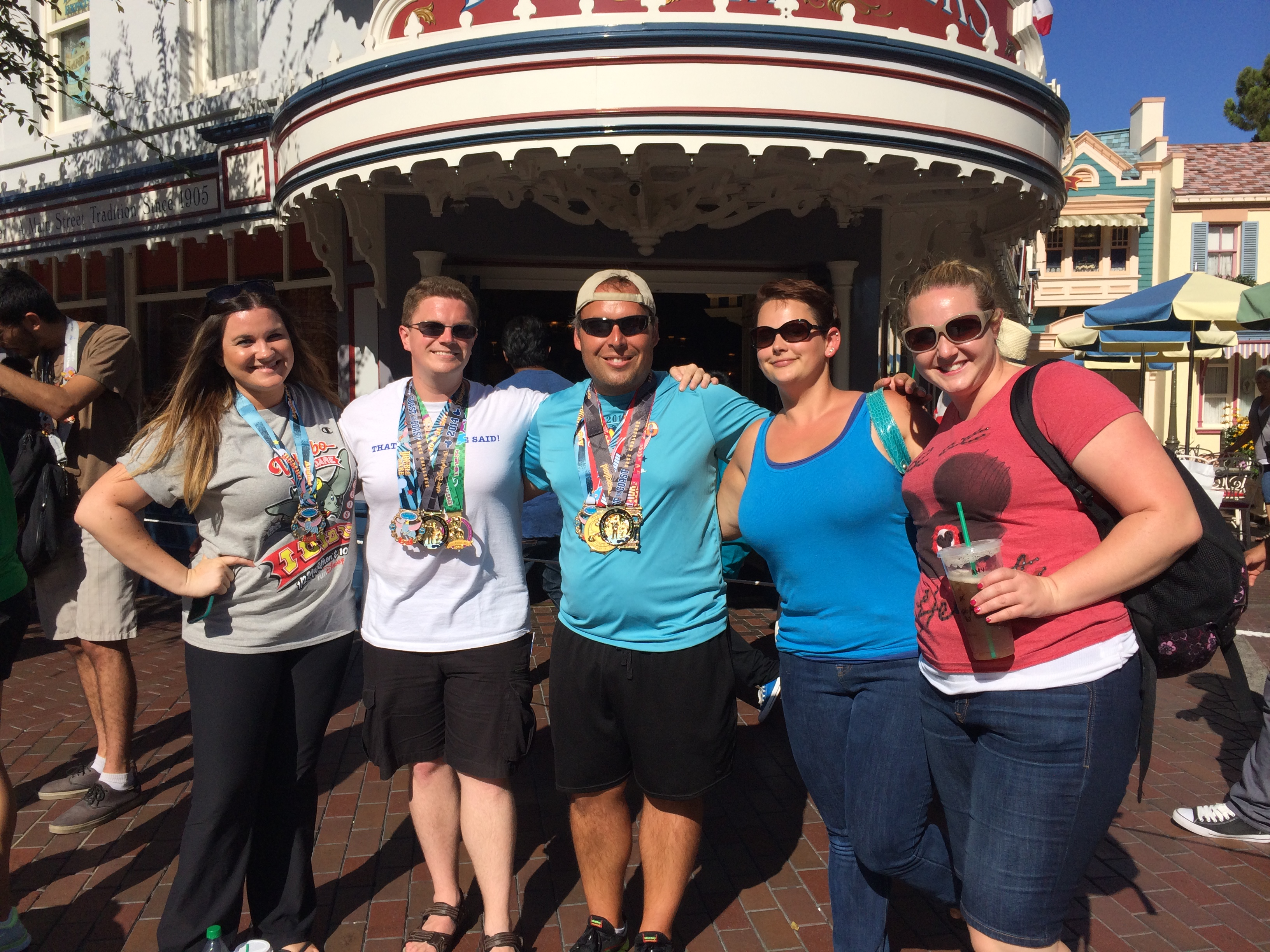Race Review: 2014 runDisney Dumbo Double Dare & Coast to Coast Challenge (Part Three)