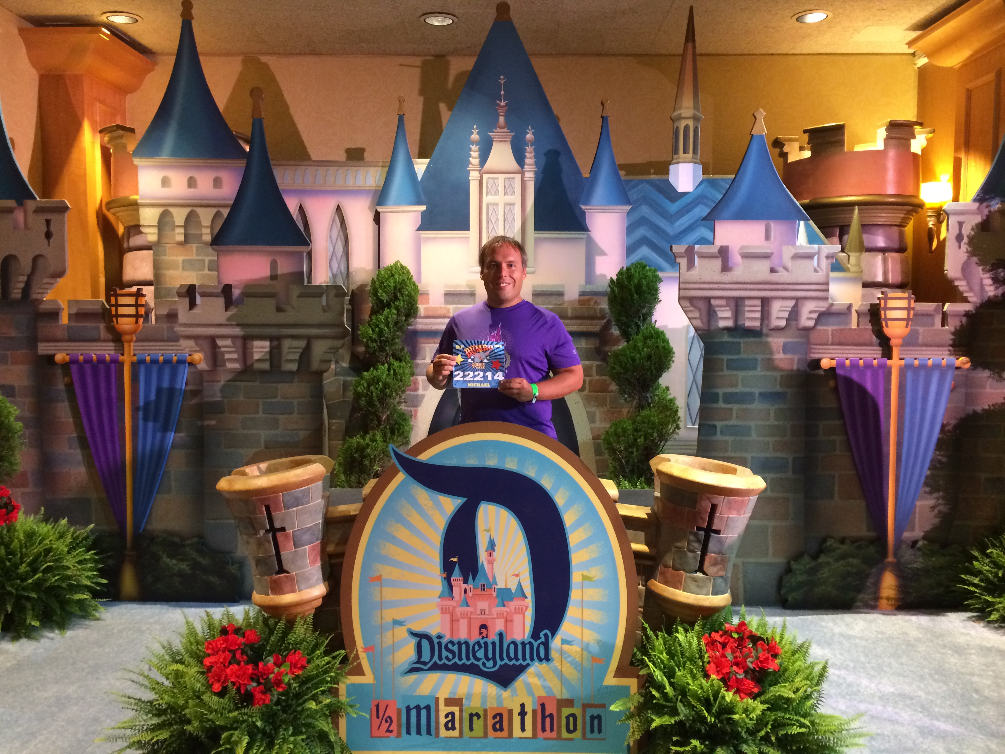 Surviving a runDisney Race Expo