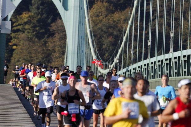 Race Review: 2014 Portland Marathon