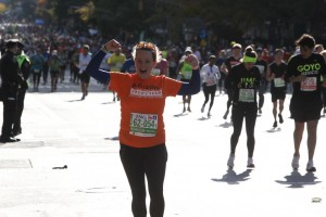 Guest Contributor - Allison Douglas - My First Mile Pic B