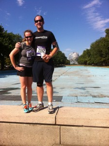 Guest Contributor - Allison Douglas - My First Mile Pic C