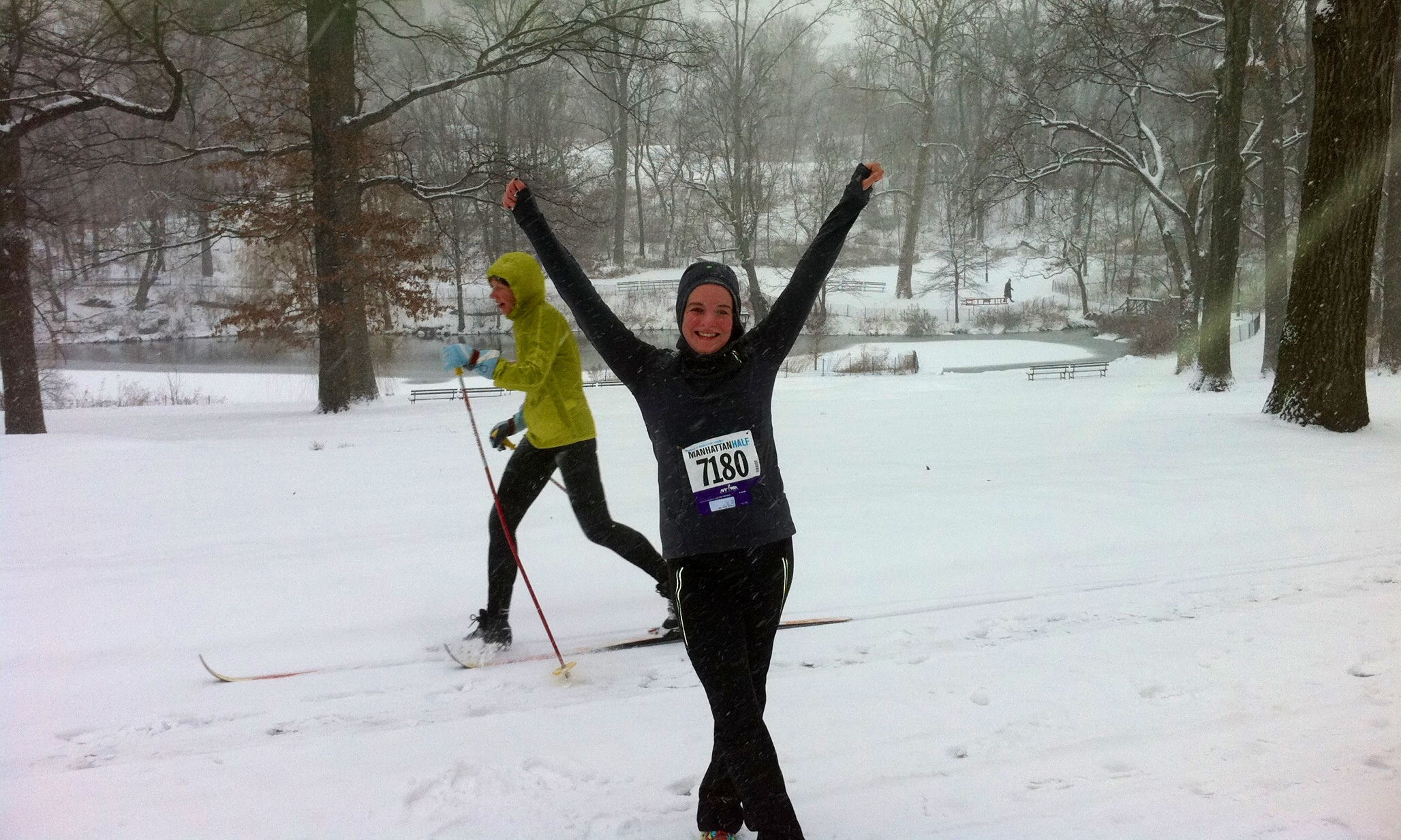 My First Mile: Guest Contributor Allison Douglas