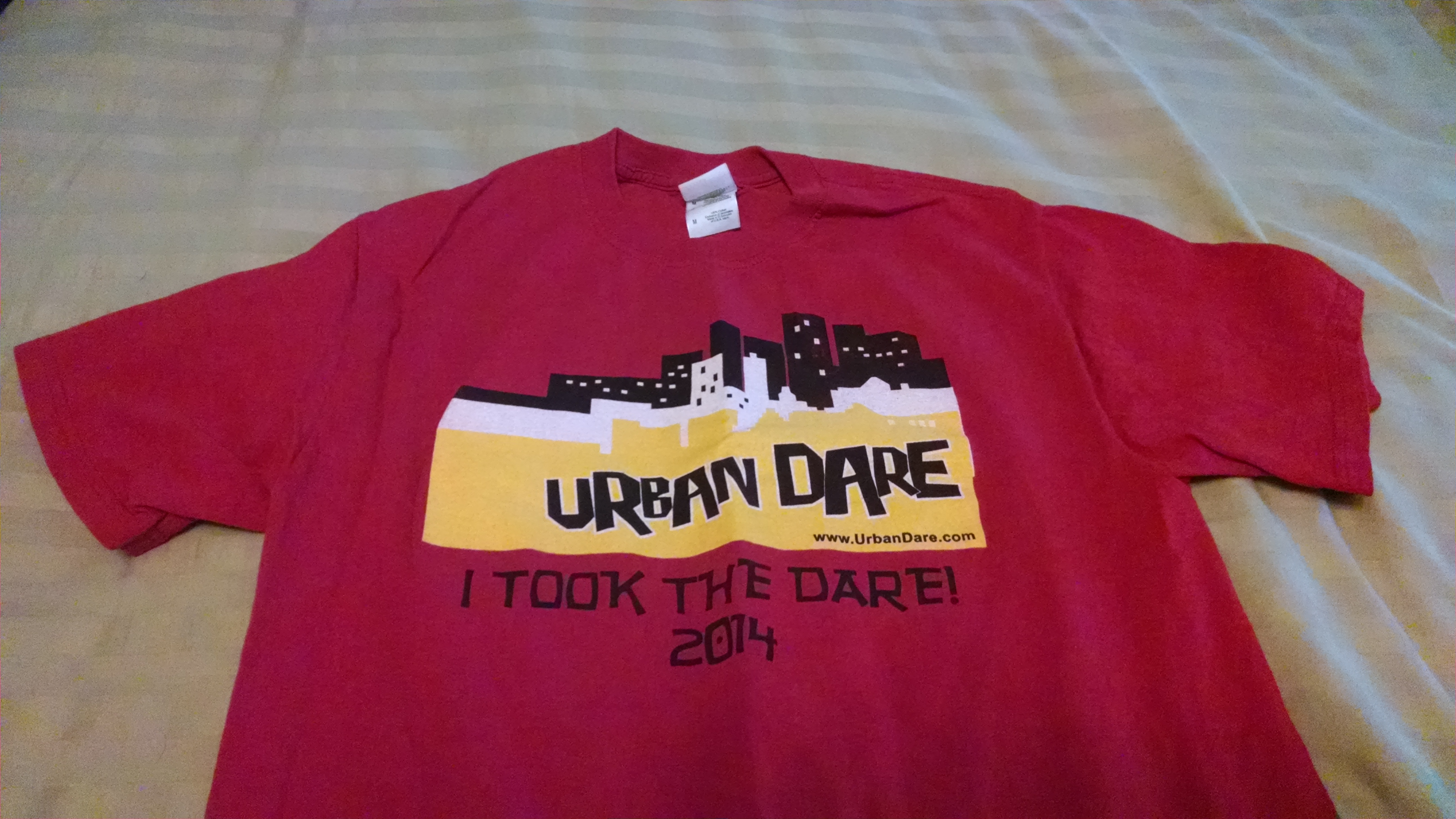 Our Own Version of The Amazing Race, Race Review: 2014 Urban Dare Baltimore