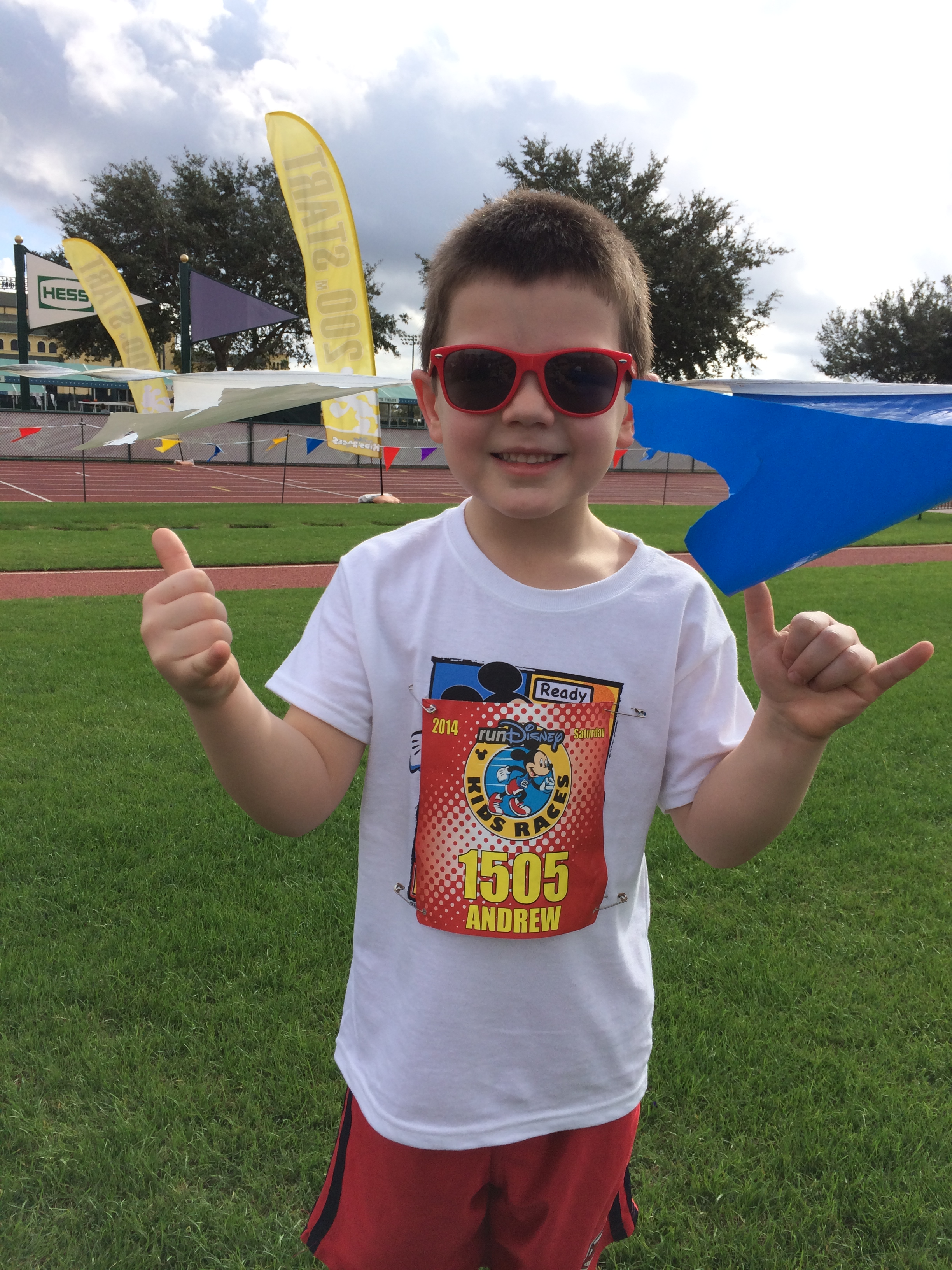 Race Review: runDisney Kids Races