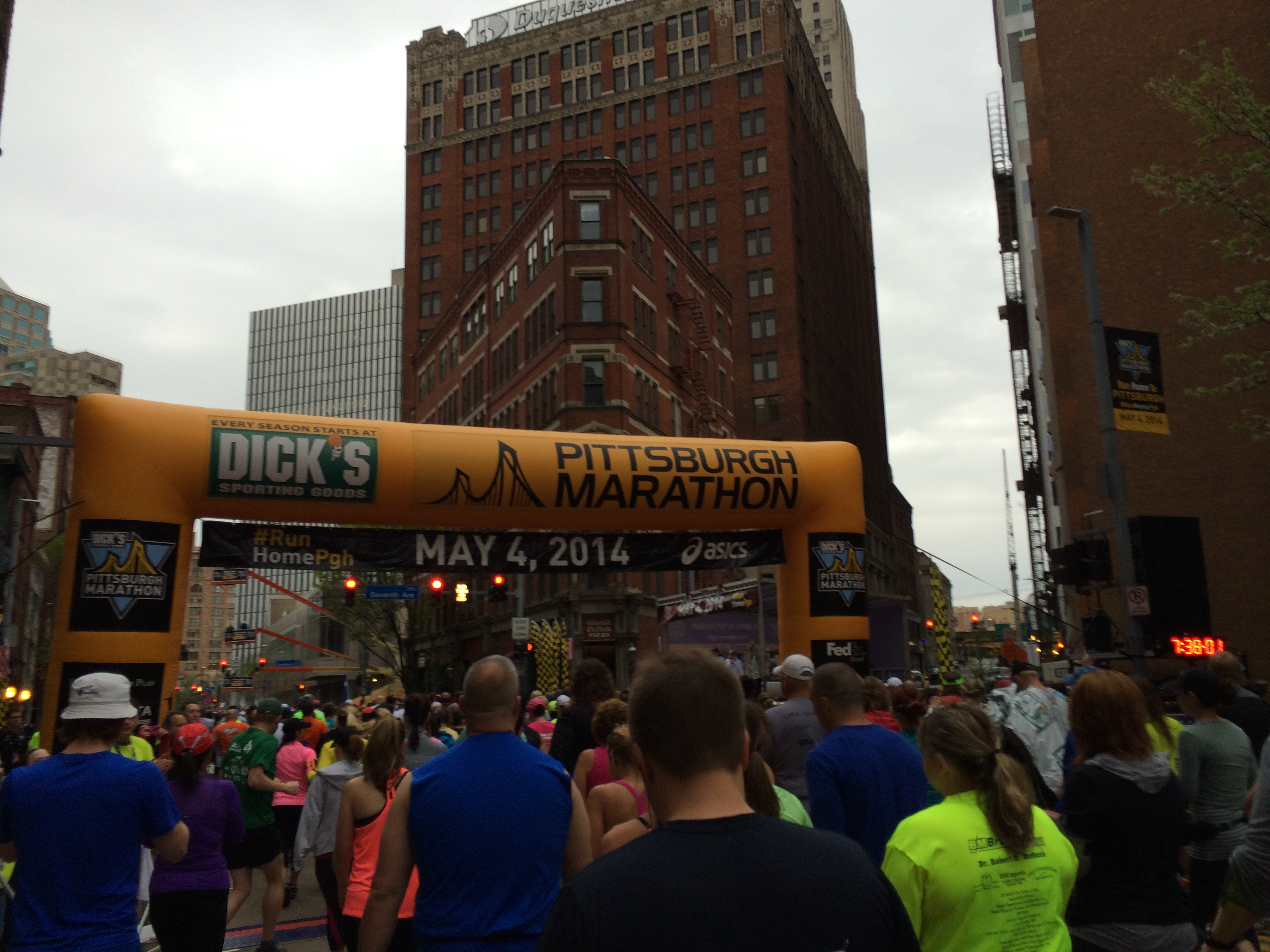 Reserve - Mike - 2014 Pitt Half Race Review Pic I