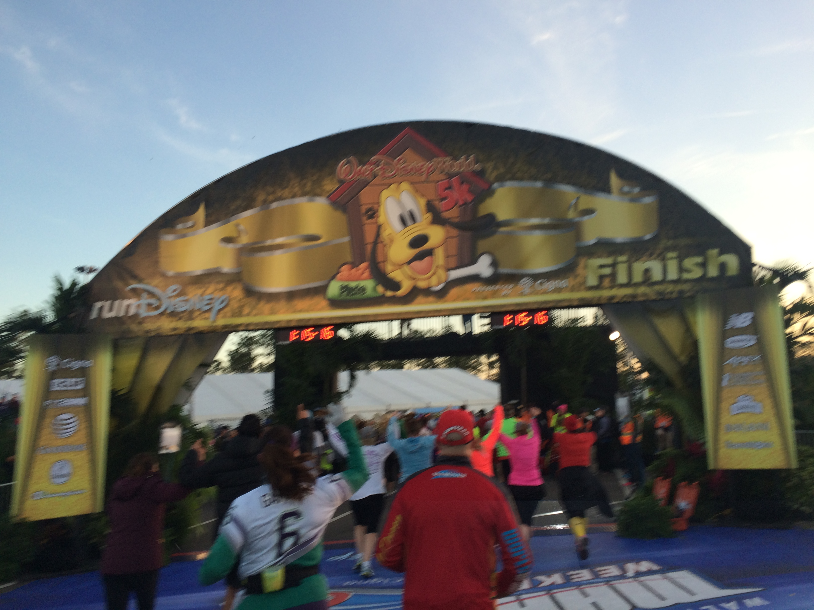 Can You PR a runDisney Race?