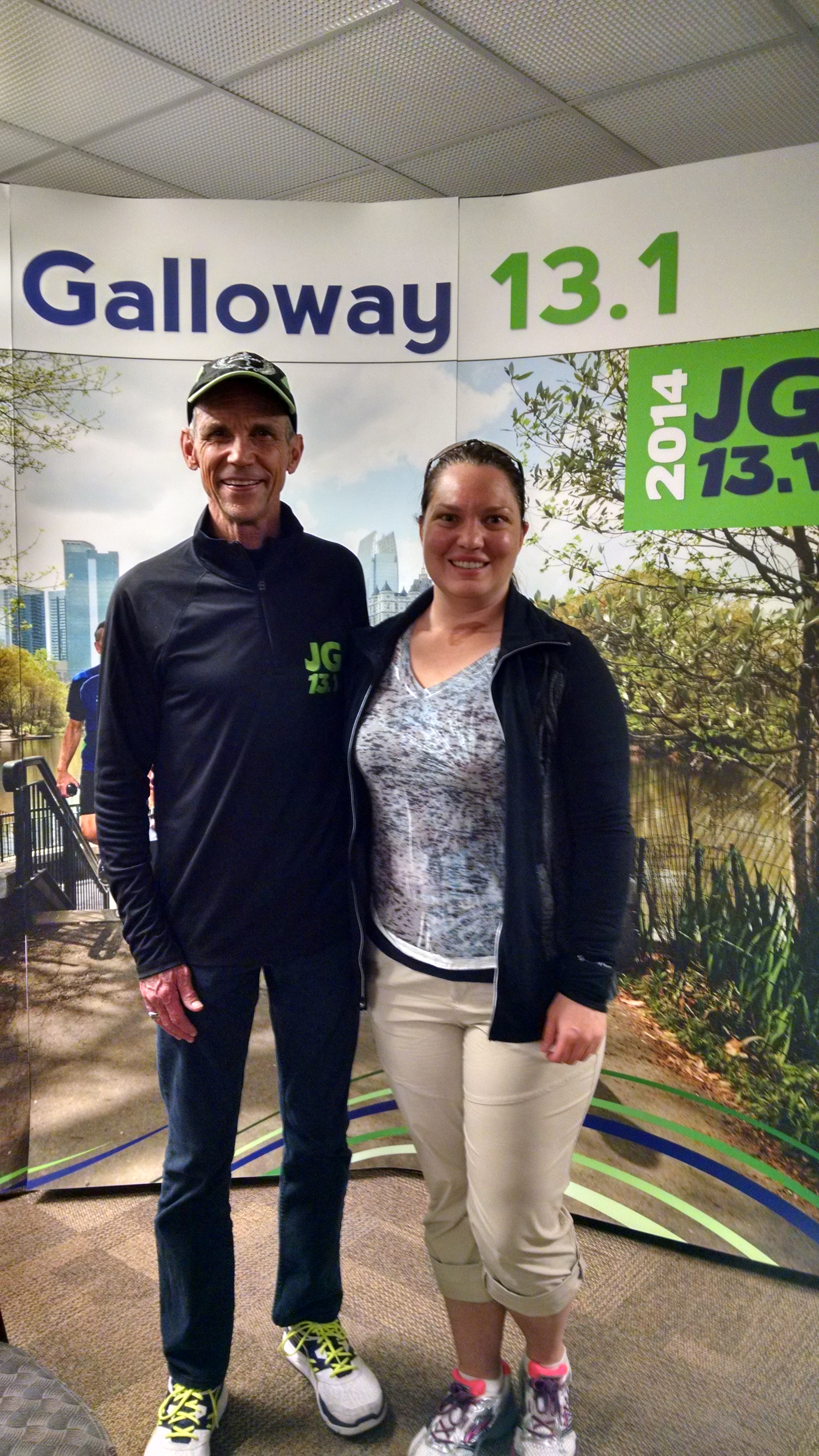 Jeff Galloway Weekend: Barb's 5k
