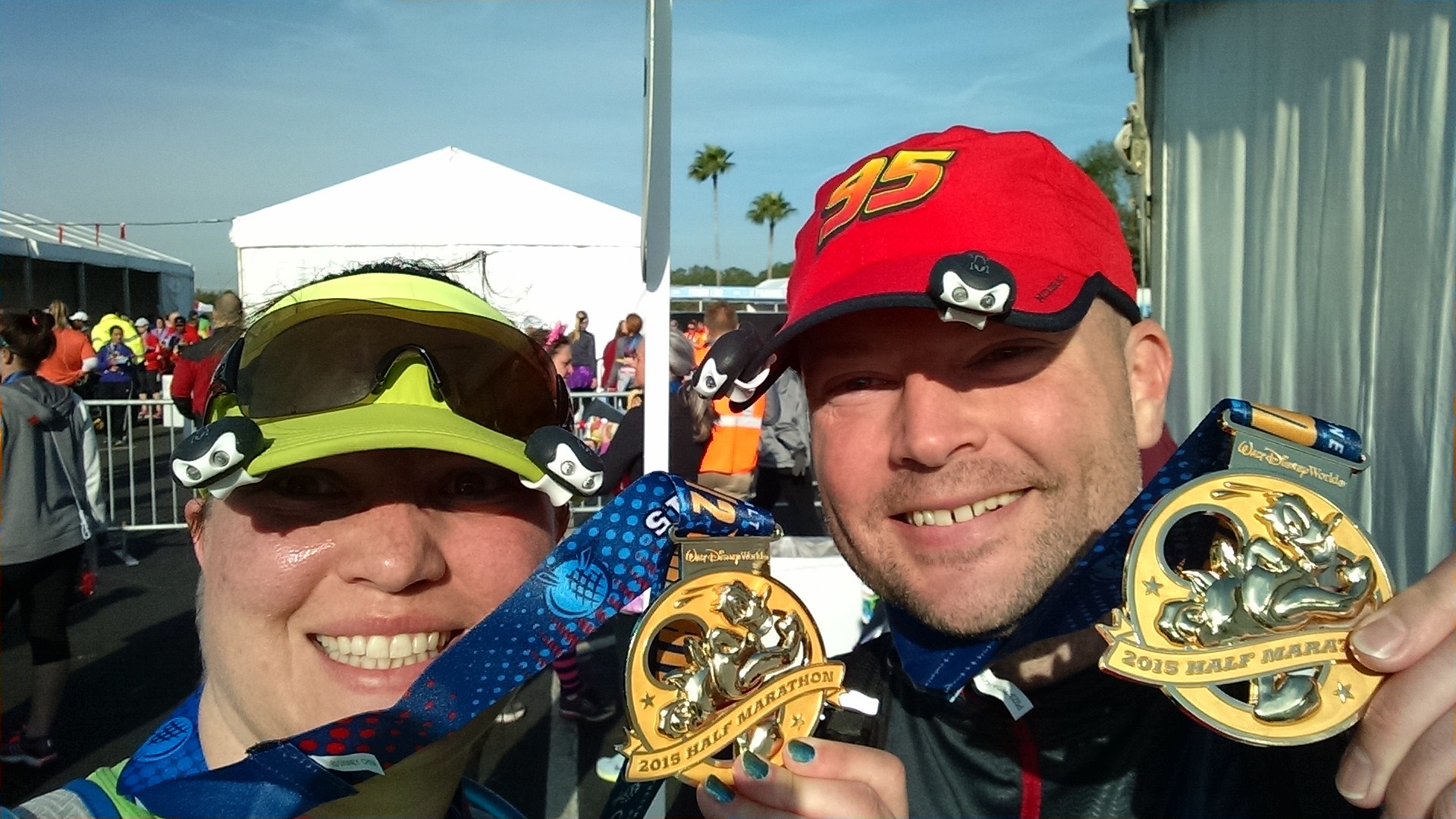 WDW Half Marathon Review
