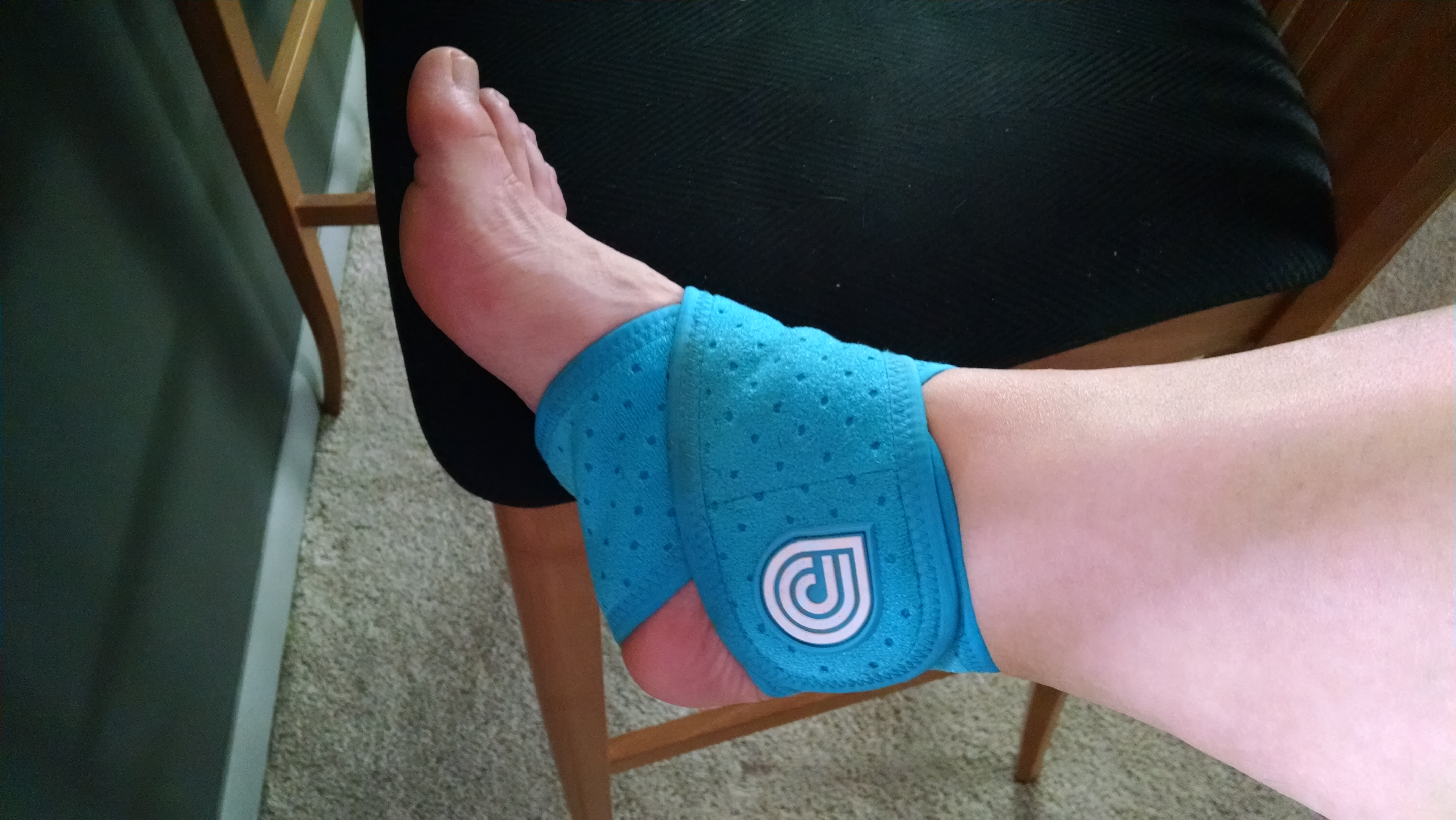 dr cool wraps product review the casual runner