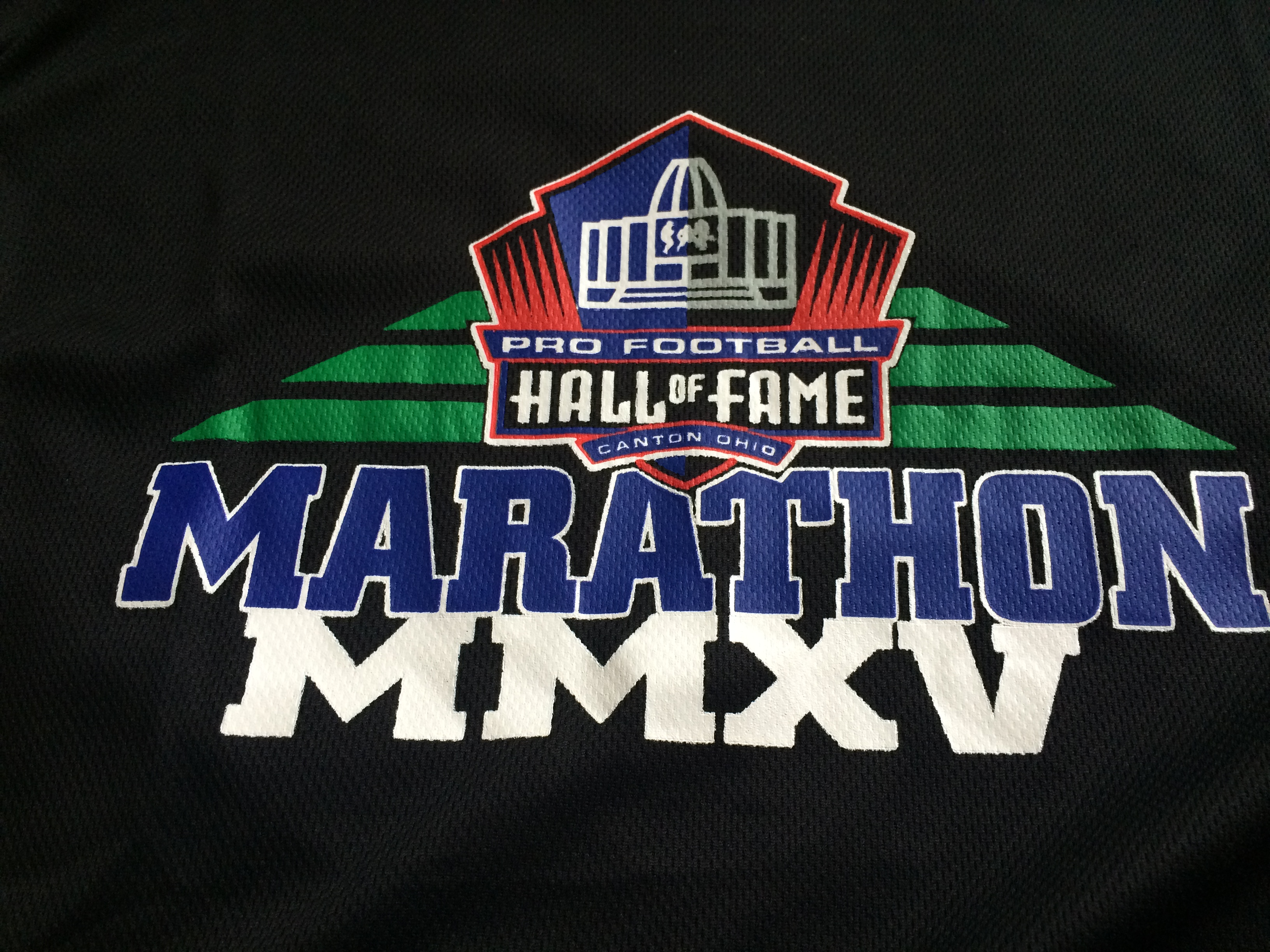 Hall of Fame Half Marathon