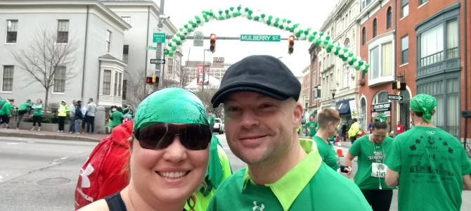 5k St. Patty's Day Style