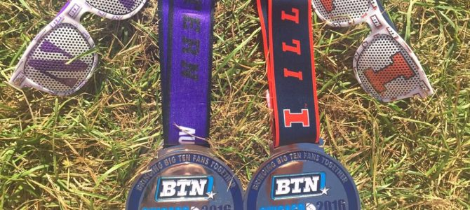 2016 Big Ten Network Big 10K