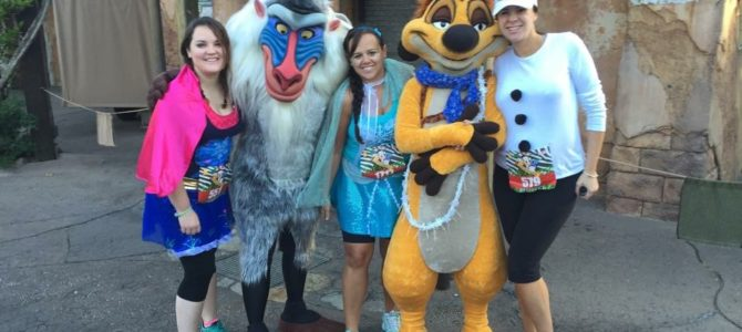runDisney Wine & Dine Half Marathon & Lumiere's Two Course Challenge Preview & Tips