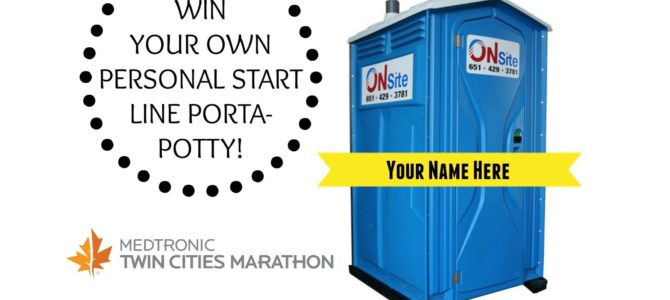 Fast Friday: Win a Personal Porta Potty