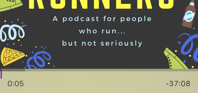 Playlist Peek: Not Real Runners