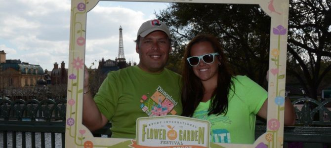 Must Dos: Epcot's International Flower & Garden Festival 2017
