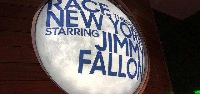 Jimmy Fallon: Race Through New York