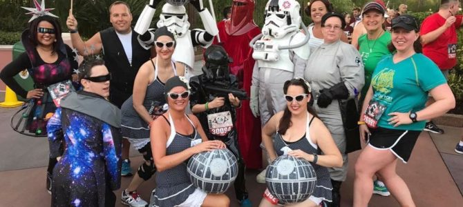 2017 Star Wars Dark Side 10k