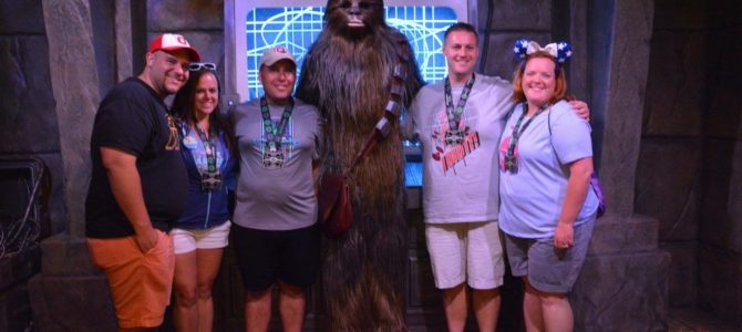 Top 5 Tips: Star Wars – Dark Side Half Marathon Weekend