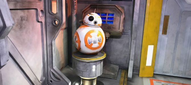 Fast Friday: BB-8 Meet and Greet