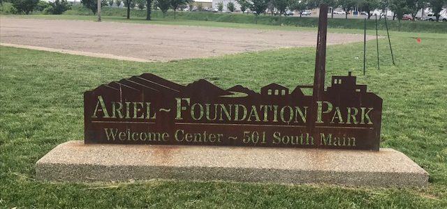 Running Escapes: Ariel ~ Foundation Park