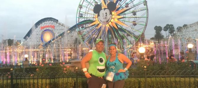 Top 5 Tips – Disneyland Half Marathon Weekend