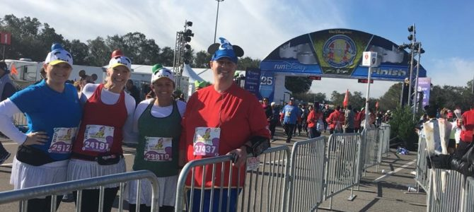 WDW Half Marathon – Highlights